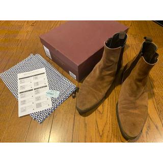 ユナイテッドアローズ(UNITED ARROWS)の三陽山長 サイドゴアブーツ 26.5cm相当(ブーツ)