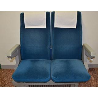 JR - 国鉄特急型 簡易リクライニングシート 本物