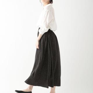 スタディオクリップ(STUDIO CLIP)のstudioCLIP ♡ ドットスカート(ロングスカート)
