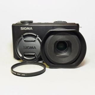 シグマ(SIGMA)のSIGMA DP1 Merrill(コンパクトデジタルカメラ)