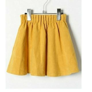 グローバルワーク(GLOBAL WORK)の新品 グローバルワーク インナーパンツつきスカート(スカート)