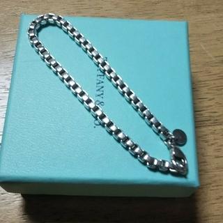 Tiffany & Co. - 美品ティファニーベネチアンブレスレットです