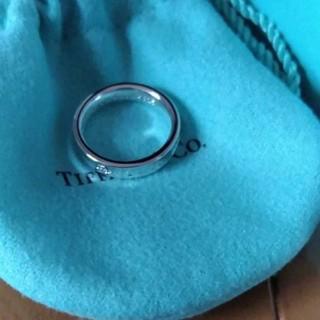 ティファニー(Tiffany & Co.)の新品未使用ティファニーシンプルリング(リング(指輪))
