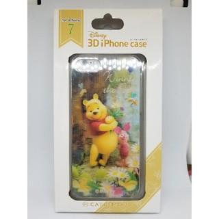 Disney - 【送料込新品】プーさん iphone7ケース