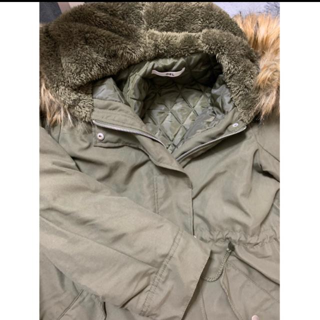 GRL(グレイル)のグレイル  モッズコート 未使用 レディースのジャケット/アウター(モッズコート)の商品写真