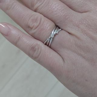 フェスタリア ダイヤモンドリング(リング(指輪))
