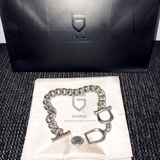 ガルニ(GARNI)のGARNI Chain Bracelet(ブレスレット)