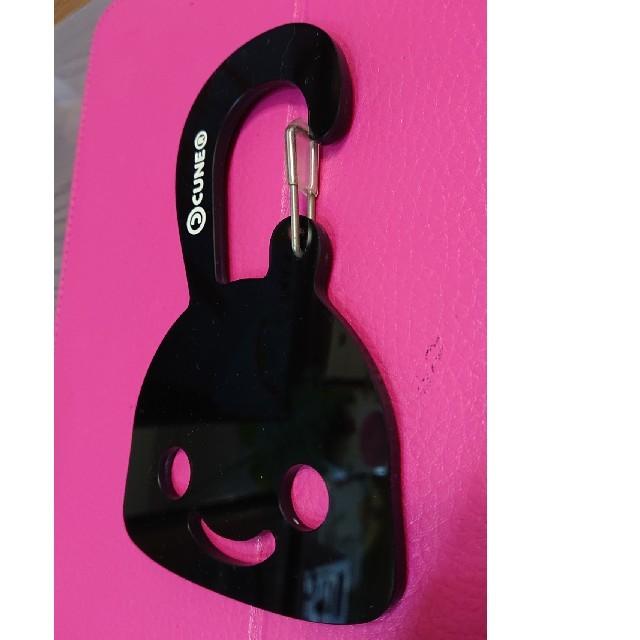 CUNE(キューン)のCUNE カラビナ アクリルウサギカラビナ  メンズのファッション小物(キーホルダー)の商品写真