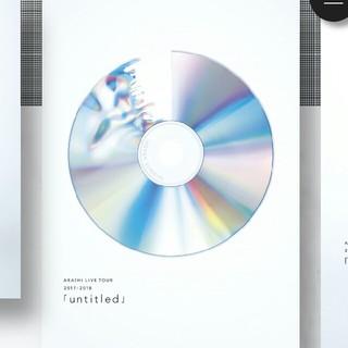 ARASHI LIVE TOUR 2017-2018「untitled」(初回限(ミュージック)