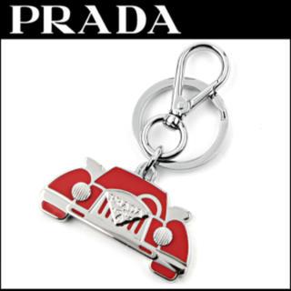 プラダ(PRADA)の新品 プラダ PRADA キーホルダー キーリング キーケース (キーホルダー)