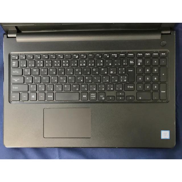 DELL(デル)のSSD Windows10Pro 第5世代i5 Dell Vostro 3558 スマホ/家電/カメラのPC/タブレット(ノートPC)の商品写真