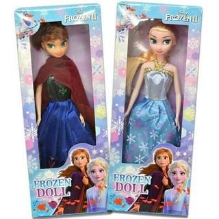 アナと雪の女王 - アナと雪の女王 2 ドール フィギュア