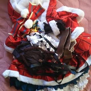 ラブライブ!サンシャイン!! 黒澤ルビィ クリスマス覚醒後 コスプレ 衣装