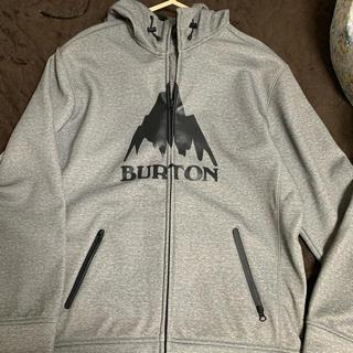 BURTON - BURTON 撥水 ジップ パーカー