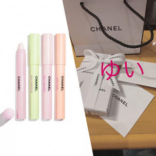 CHANEL - シャネルチャンスクレイヨンドゥパルファムセットイベント特別限定品ペンシル型香水
