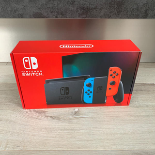 Nintendo Switch - Nintendo Switch JOY-CON(L) ネオンブルー/(R)