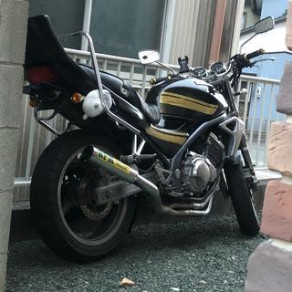 カワサキ - バリオス1型フルパワー