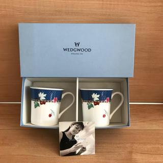 WEDGWOOD - ウェッジウッド ペアカップ