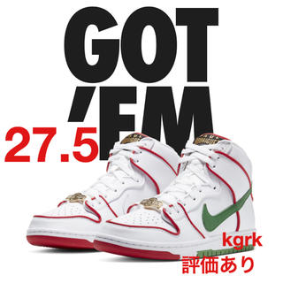 NIKE - NIKE SB ダンク HIGH paul rodriguez 27.5