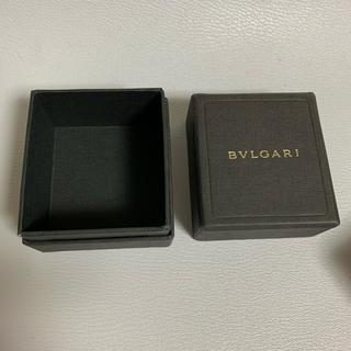 ブルガリ(BVLGARI)のブルガリ 指輪ケース&外箱☆新品同様(その他)