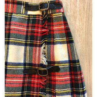 タータン キルト スカート