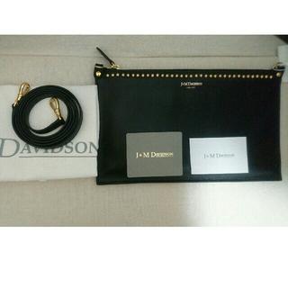 J&M DAVIDSON - 新品未使用 J&M DAVIDSON ショルダー付き クラッチ