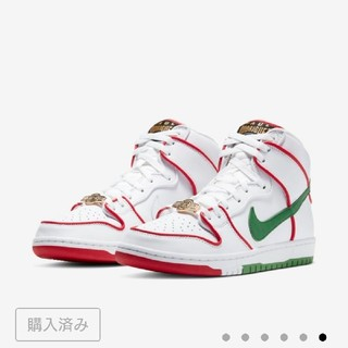 NIKE - nike sb dunk  HIGH  27.0cm