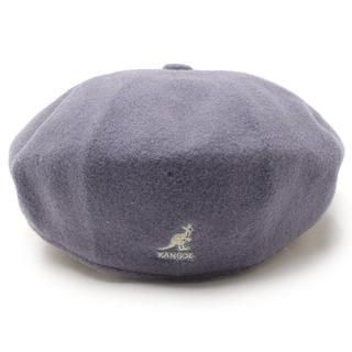 カンゴール(KANGOL)のKANGOL ハンチング ブルー / MEDIUM(ハンチング/ベレー帽)
