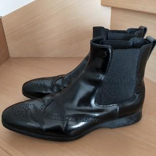 トッズ(TOD'S)のTOD'S サイドゴア ブーツ(ブーツ)