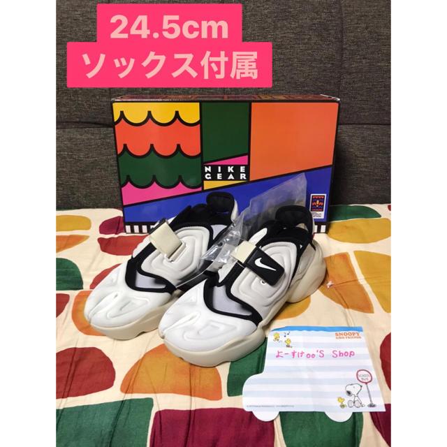 NIKE(ナイキ)のナイキ エア アクアリフト エアリフト 24.5cm レディースの靴/シューズ(スニーカー)の商品写真
