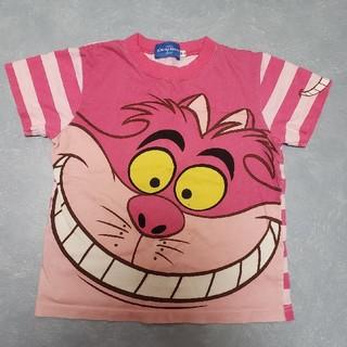 ディズニー(Disney)のディズニー チェシャ猫 Tシャツ110(Tシャツ/カットソー)