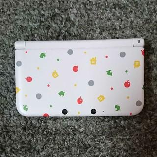 ニンテンドー3DS - 3DS LL とびだせ どうぶつの森パック