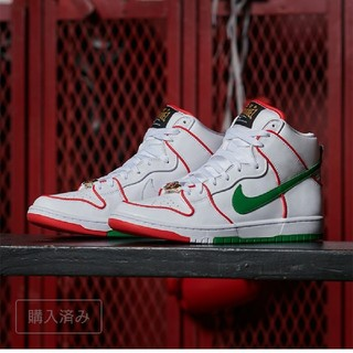 NIKE - PAUL RODRIGUEZ × NIKE SB DUNK HIGH PRM
