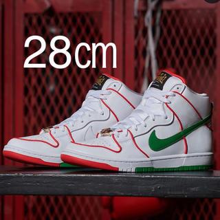 NIKE - 28㎝ Nike SB Dunk High Paul Rodriguez ダンク