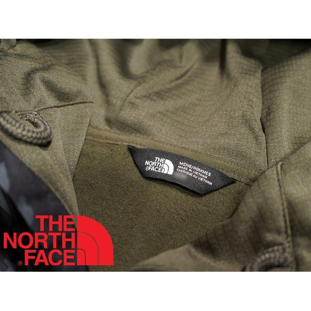 THE NORTH FACE(ザノースフェイス)のノースフェイス ■ M TNLogo フ ルジップ パーカー 海外限定 メンズのジャケット/アウター(その他)の商品写真