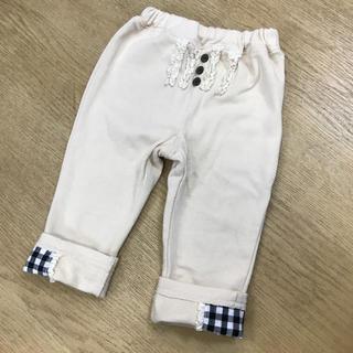 ビケット(Biquette)の*** ビケット Biquette *** ズボン 90cm チェック パンツ(パンツ/スパッツ)