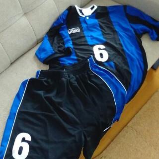 asics - アシックス サッカーユニフォーム
