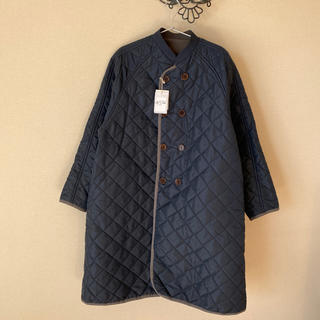 45rpm - ☆新品☆45R: ナイロンキルトのコート。