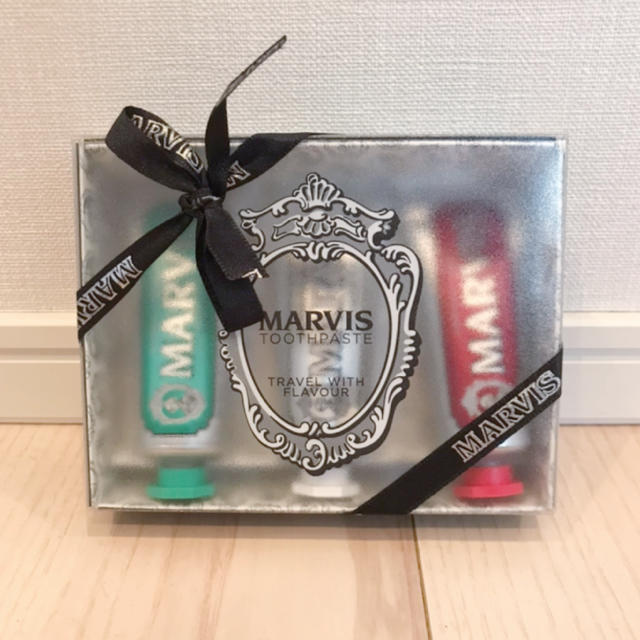 MARVIS(マービス)の新品未使用品☆ MARVIS(マービス) ・イタリアカラーセット・(歯磨き粉) コスメ/美容のオーラルケア(歯磨き粉)の商品写真