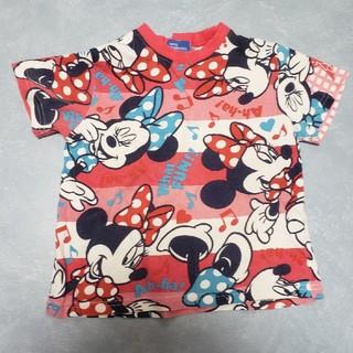 ディズニー(Disney)のミニーちゃん Tシャツ 110(Tシャツ/カットソー)