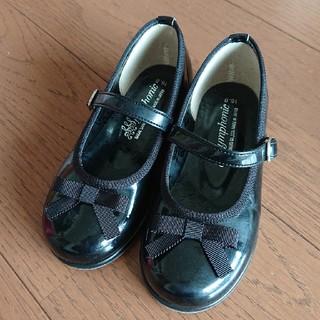 卒園式入学式冠婚葬祭に☆16㌢女の子用☆靴