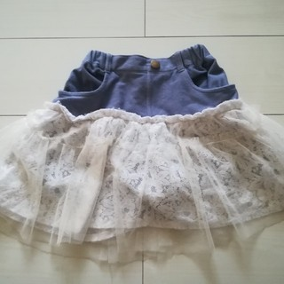 axes femme - ③❮USED美品♪❯axes femme kids レーススカパン♪