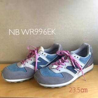 New Balance - WR996EKスニーカーニューバランスNB