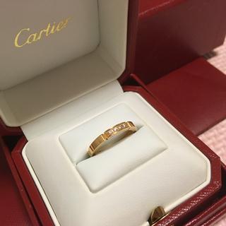 Cartier - カルティエ☆マイヨンパンテール☆PGリング