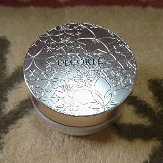 コスメデコルテ(COSME DECORTE)のコスメデコルテ フェイスパウダー 00 translucent 20g (フェイスパウダー)