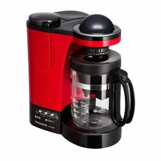 Panasonic - 新品・保証書付 パナソニック ミル付きコーヒーメーカー NC-R400