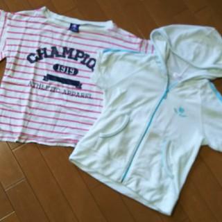 チャンピオン(Champion)の①150㎝女の子まとめ売り(Tシャツ/カットソー)