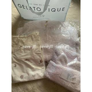 gelato pique - ジェラートピケ ♡ 2020 福袋 数量限定!ルームウェア