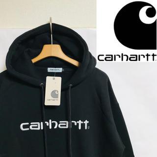 carhartt - 新品・未使用!カーハート carhartt  スウェットパーカー ブラック L