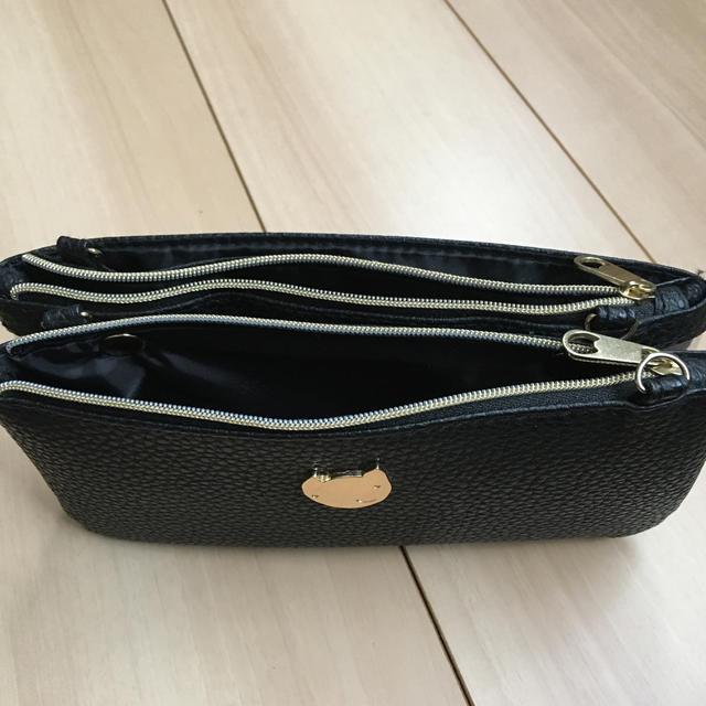 TSUMORI CHISATO(ツモリチサト)のツモリチサト 2連ポシェット レディースのバッグ(ショルダーバッグ)の商品写真